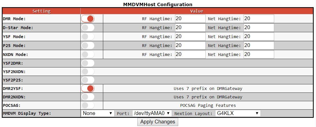 DMR 2 YSF Crossover | WB4SON